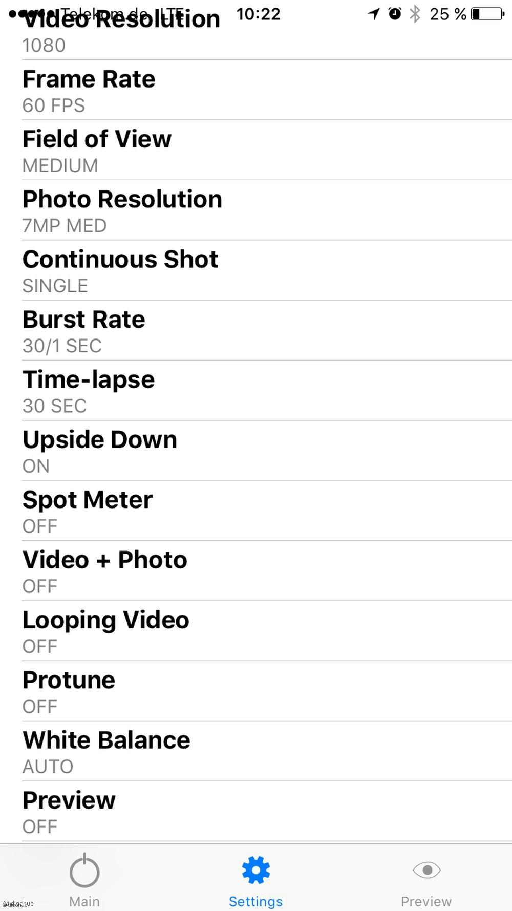 GoPro-App 4
