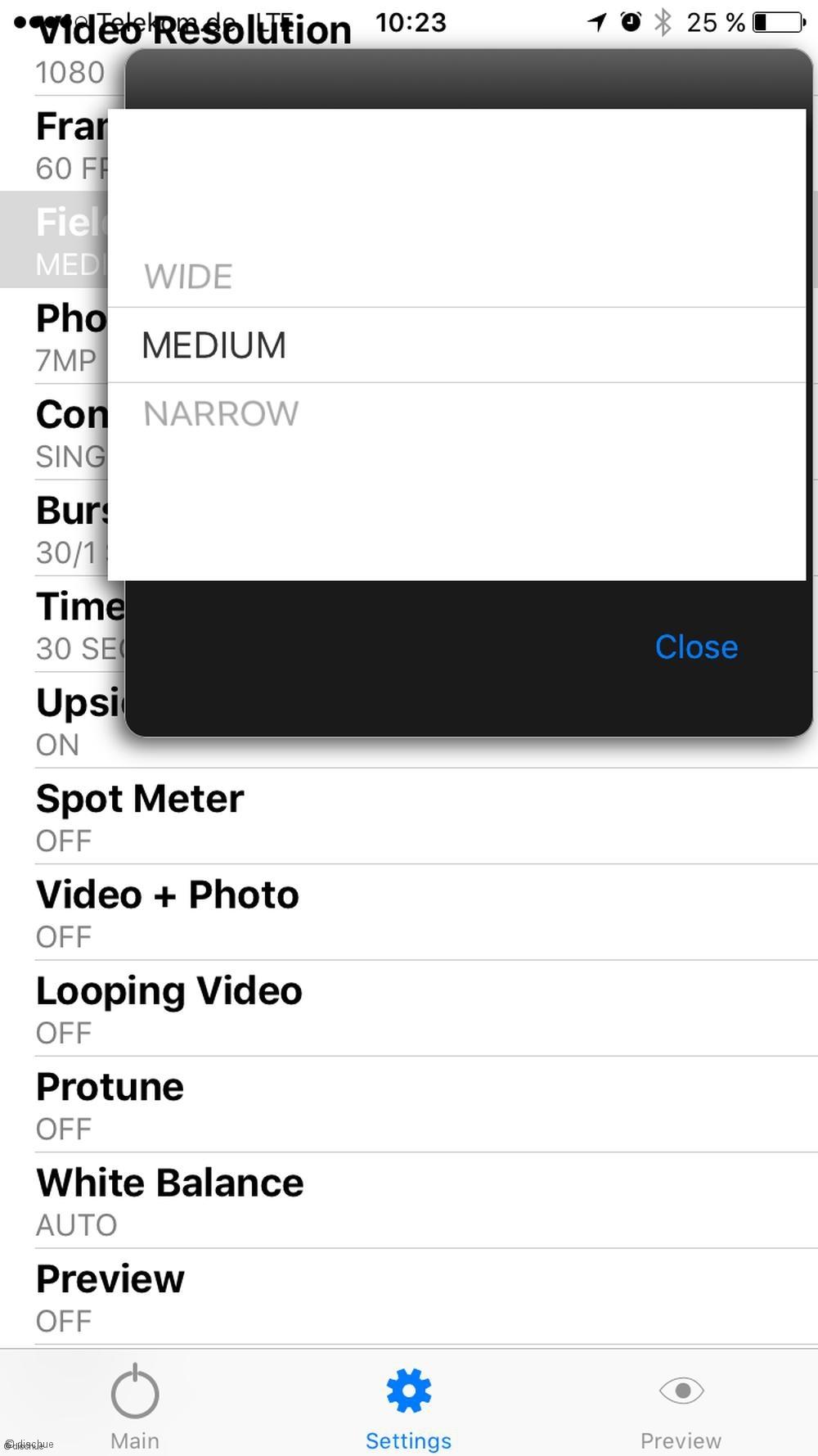 GoPro-App 6