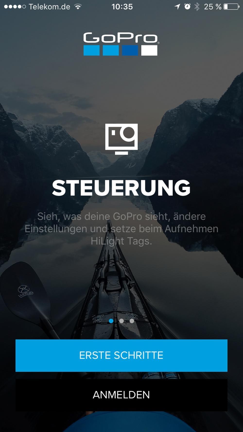 GoPro-App 1