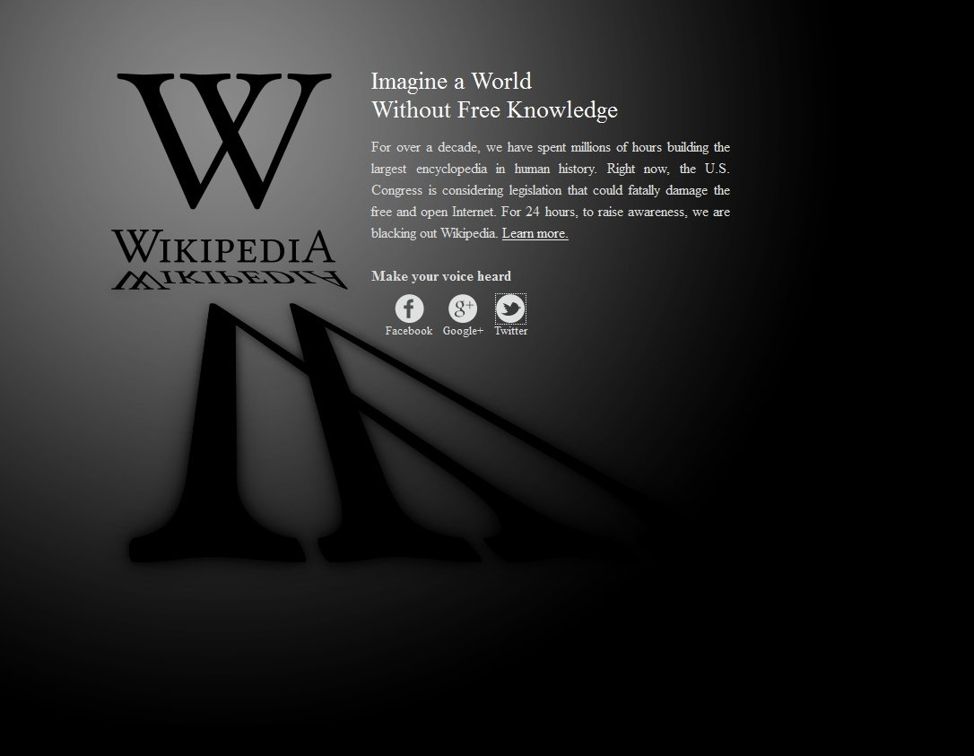 wikiblackout