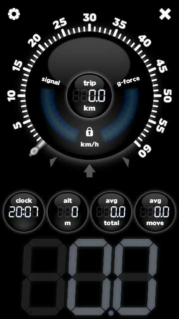 velocimeter_speed