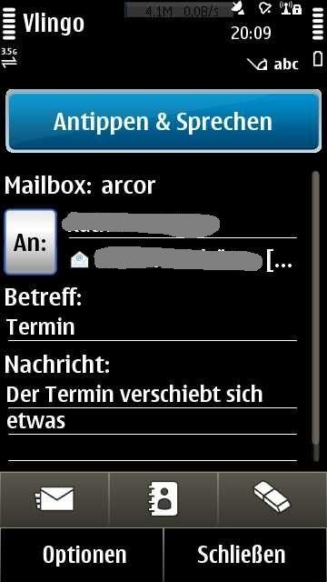 vlingo_mail